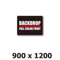 [BD]バックドロップ(通常版)900mm x 1200mm