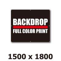 [BD]バックドロップ(通常版)1500mm x 1800mm