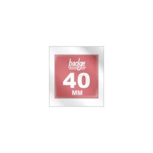 画像1: [BA]缶バッジOPP包装-40mm