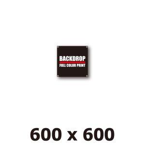 画像1: [BD]バックドロップ(通常版)600mm x 600mm