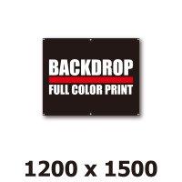 [BD]バックドロップ(通常版)1200mm x 1500mm