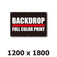 [BD]バックドロップ(通常版)1200mm x 1800mm